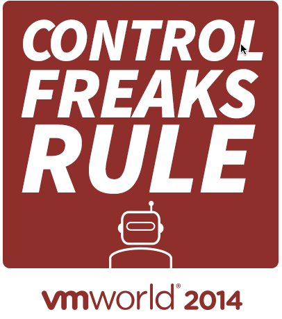 Scaling out VMWorld 2014, the pre-show blog.  Boom! (2/4)